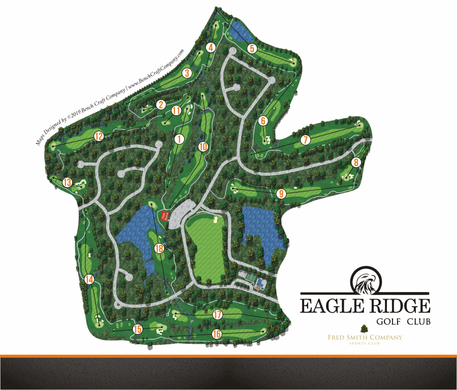 Hole By Hole Eagle Ridge Golf Club
